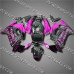 Fit CBR600RR F3 95 96 Sevenstars Purple Fairing 35N16