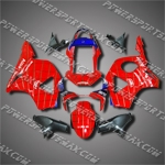 For CBR954RR 02 03 Cool Spiderman Fairing 123A