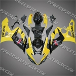 Suzuki GSX-R1000 Gixxer 2005-2006 ABS Fairing Set