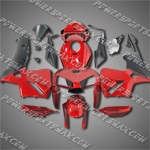 Injection Molded Fit CBR600RR 05 06 Red Black Fairing ZN731