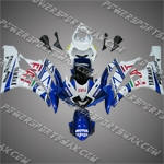 Yamaha YZF R6 2006-2007 ABS Fairing Set, Free Shipping!