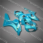 Injection Molded Fit CBR1000RR 06 07 Light Blue Fairing ZN063