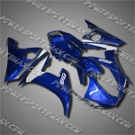 Fairing For 2003 2004 2005 YAMAHA YZF R6 Plastics Set Body Work Injection Mold A, Free Shipping!