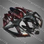 Fairing For 06-07 SUZUKI GSXR GSX-R 600 750 K6 PLASTICS, Free Shipping!