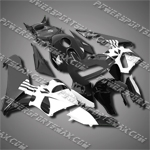 Injection Molded Fit CBR600RR 05 06 White Skull Fairing 65N20