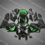 Injection Molded Fit CBR600RR 05 06 Green Black Fairing ZN699