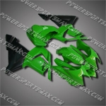 Fairing For KAWASAKI 2004 2005 ZX-10R 04 05 ZX10R Injection Molding Plastics Set, Free Shipping!