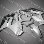 For ST1300 Pan-European 02-08 Silver Fairing 13N31-handcraft
