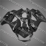 For ST1300 Pan-European 02-08 Black Fairing 13N11-handcraft, Free Shipping!