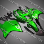 Fit CBR1100XX Blackbird 96-07 Green ABS Fairing 11N23