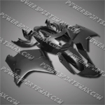 Fit CBR1100XX Blackbird 96-07 Flat Black ABS Fairing 11N28