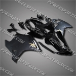 Fit CBR1100XX Blackbird 96-07 Black ABS Fairing 11N21, Free Shipping!