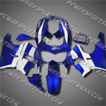 For CBR900RR 89-93 Blue White Fairing LH93D-handcraft