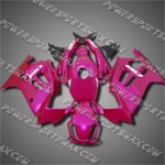 Fit CBR600RR F3 95 96 Hot Pink ABS Fairing 35N24, Free Shipping!