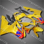 For Triumph Daytona 675 Triple Racing Fairing HOT T6741-handcraft