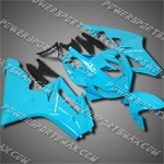 For Triumph Daytona 675 Triple ABS Fairing Blue T6715-handcraft