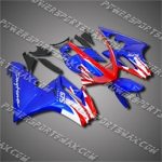 For Triumph Daytona 675 675 Triple Fairing Bodywork Kit Blue T6713-handcraft