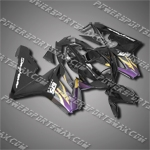 For Triumph Daytona 675 Triple Fairing black new T6743-handcraft
