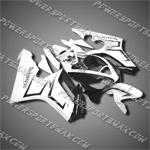 For Triumph Daytona 675 Triple Racing Fairing HOT T6723-handcraft