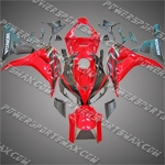 Honda CBR1000RR 2006-2007 ABS Fairing Set, Free Shipping!