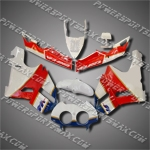 Aftermarket Fairing For VFR400 NC30 1989-1993 89-93 ZH1098-handcraft