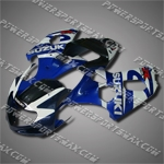 Fairing For Suzuki 2001 2002 2003 GSXR 600 750 Injection Molding Plastics Set