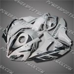 Fairing for 2006 2007 Honda CBR 1000 RR Plastics Set, Free Shipping!