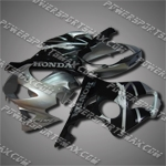 Fairing For Honda 1999 2000 CBR 600 F4 Plastics Set Injection Mold 99 00 CBR600, Free Shipping!