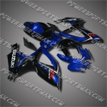 Fairing For Suzuki 2006 2007 GSXR 600 750 K6 Injection Molding Plastics Set LWBT, Free Shipping!