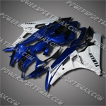 Fairing For YAMAHA 2006 2007 YZF R6 Plastics Set Injection Mold 06 07 R6, Free Shipping!