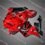 Fairing For 2005-2006 Honda F5 CBR 600 RR PLASTICS SET, Free Shipping!
