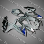 Fairing For SUZUKI 2008 2009 GSXR GSX-R 600 750 K8 Injection Mold Plastics Set, Free Shipping!