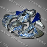 Fairing For Honda 2006-2007 CBR 1000 RR Plastic Set Injection mold Body Work, Free Shipping!