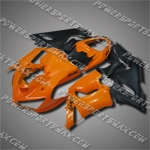 Fairing For KAWASAKI 2005 2006 ZX-6R 636 Plastics set Injection mold 05 06 ZX6R, Free Shipping!