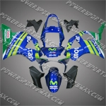 Honda CBR954RR 2002-2003 ABS Fairing Set, Free Shipping!
