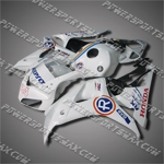 Fairing For Honda 2006 2007 CBR 1000 RR Injection Mold Plastics Set Body Work