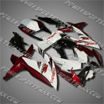 Fairing For SUZUKI 2008 2009 GSXR GSX-R 600 750 K8 Injection Mold Plastics Set