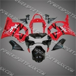 Honda CBR954RR 2002-2003 ABS Fairing Set