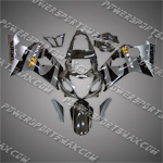 Suzuki GSX R600 2004-2005 ABS Fairing Set, Free Shipping!