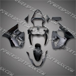 Kawasaki Ninja ZX6R 2000-2002 ABS Fairing Set -- Handcraft
