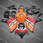 Honda CBR1000RR 2008-2009 ABS Fairing Set, Free Shipping!