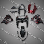 KAWASAKI NINJA ZX9R 1998-1999 ABS Fairing Set -- Handcraft