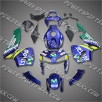 Honda CBR600RR (F5)  2005-2006 ABS Fairing Set, Free Shipping!