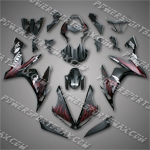 YAMAHA YZF-R1 2004-2006 ABS Fairing Set, Free Shipping!