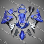 Yamaha YZF R6 2004-2005 ABS Fairing Set, Free Shipping!