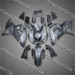 Kawasaki Ninja ZX14R 2006-2007 ABS Fairing Set -- Handcraft