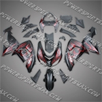 Kawasaki Ninja ZX10R 2006-2007 ABS Fairing Set