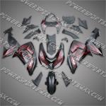 Kawasaki Ninja ZX10R 2006-2007 ABS Fairing Set, Free Shipping!