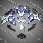 Suzuki GSX-R750 2006-2007 ABS Fairing Set, Free Shipping!