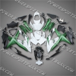 Suzuki GSX R750 2008-2009 ABS Fairing Set